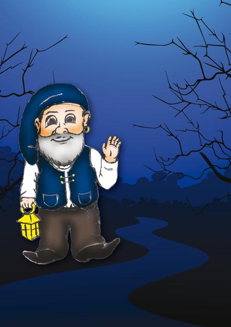 Kacperek - Górecki Skrzat - ilustracja  (kliknięcie spowoduje powiększenie obrazu)
